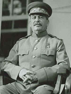 Stalin, Iosif Vissarionovich (1879-1953)