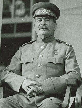 Josef Stalin