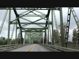 File:Crossing the Willamette River and Entering Lane County on Oregon Hwy 99E.ogv