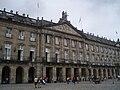 Cuerpo central del Palacio de Rajoy, en Santiago de Compostela.JPG