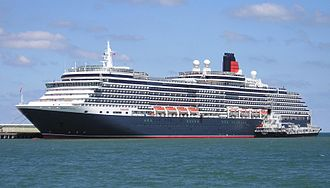 MS Queen Victoria - Image: Cunard Queen Victoria