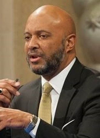 Indiana Attorney General - Image: Curtis Hill DOJ panel (cropped)