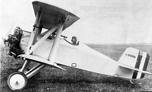 Naval Aircraft Factory TS - An F4C-1
