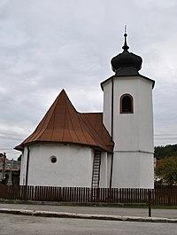 Dúbravica - kostol.JPG