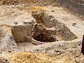 Dülmen, Ausgrabungen am Rathaus -- 2016 -- 4172.jpg