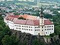 Děčín - zámek z Pastýřské stěny.jpg