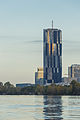 DC-TOWER 1 from Danube River to Northnorthwest - Vienna-4551.jpg