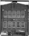 DETAIL OF NORTH REAR - Edward S. Bragg School, 149 East First Street, Fond du Lac, Fond du Lac County, WI HABS WIS,20-FONDU,1-10.tif