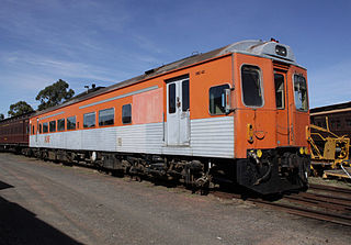 New South Wales 1200 class railcar