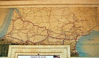 Chemins de fer du Midi defunct French railway company (1852–1934)
