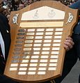 D Walter Avis University Training Program Non Commissioned Members honour shield at Royal Military College of Canada.JPG