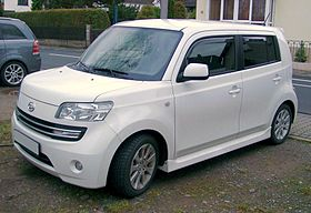 Daihatsu materia 2015