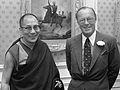 Dalai Lama en Prins Bernhard (1973).jpg