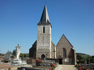 Dampierre-Saint-Nicolas Commune in Normandy, France