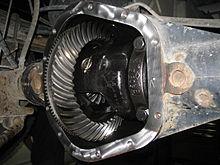 Ford Dana 60 Rear Axle