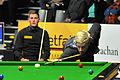 Daniel Wells and Neil Robertson at Snooker German Masters (DerHexer) 2013-01-30 01.jpg