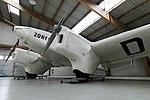 Danmarks Flymuseum, Stauning - KZ IV Ambulance (27855483115).jpg