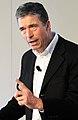Danmarks tidligere statsminister Anders Fogh Rasmussen talar vid globaliseringsmotet i Riksgransen 2008-04-09 (1).jpg