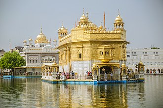 Sikhs - Golden Temple