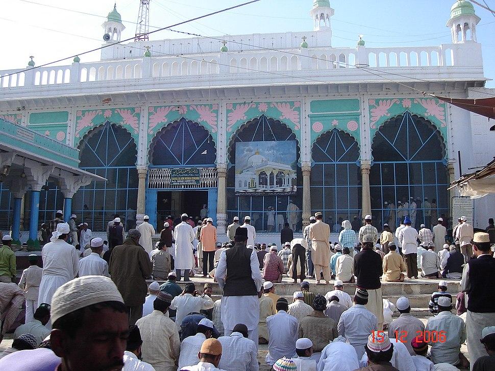 Dargah Shareef of Khwaza Moinuddin Chishti