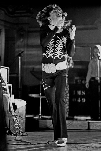 David Cassidy - Cassidy performing in Hamburg, 1973