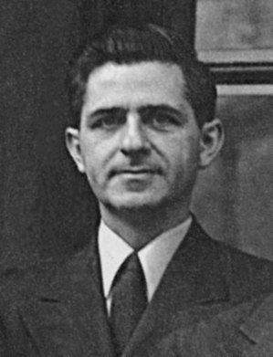 David Lewis (politician) - Image: David Lewis 1944