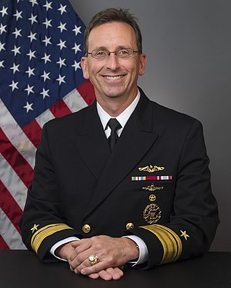 Chief of Naval Research - Image: David Hahn 161116 N PO203 008 (30511690973)
