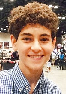 David Mazouz earned a  million dollar salary, leaving the net worth at 0.7 million in 2017
