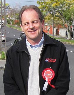 David Shearer New Zealand politician