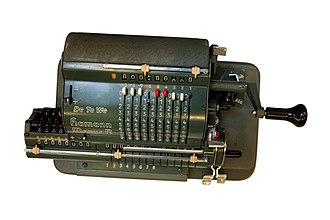 Mechanical computer - Hamann Manus R