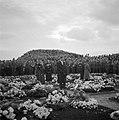 De erebegraafplaats Bloemendaal in Overveen. Koningin Juliana en prins Bernhard , Bestanddeelnr 255-9115.jpg