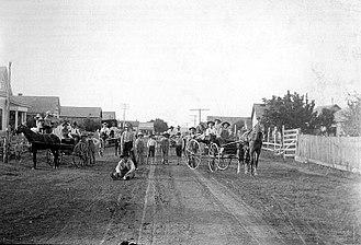DeSoto, Texas - DeSoto circa 1911