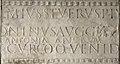 Deel wijdingsteen inscriptie Severus Matilo 101110 RMO Leiden.jpg