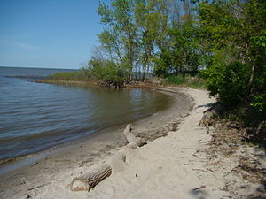 Lake Manitoba - Image: Delta Beach Manitoba Canada (5)