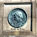 Denkmal Heinrich von Dechen Koenigswinter Detail.jpg