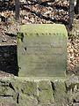Denkmal ertrunkener Soldat des Schlesischen Jäger-Bataillons Zgorzelec.JPG