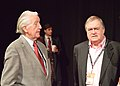Dennis Skinner and John Prescott, 2016 Labour Party Conference.jpg