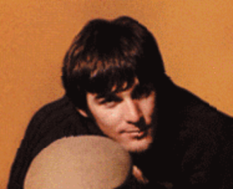 Manson Family - Dennis Wilson with the Beach Boys in late 1966