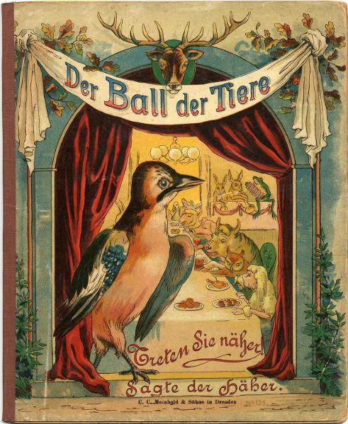 File:Der Ball der Tiere.djvu