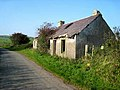 Derelict cottage at Craigneil, near Colmonell - geograph.org.uk - 331967.jpg