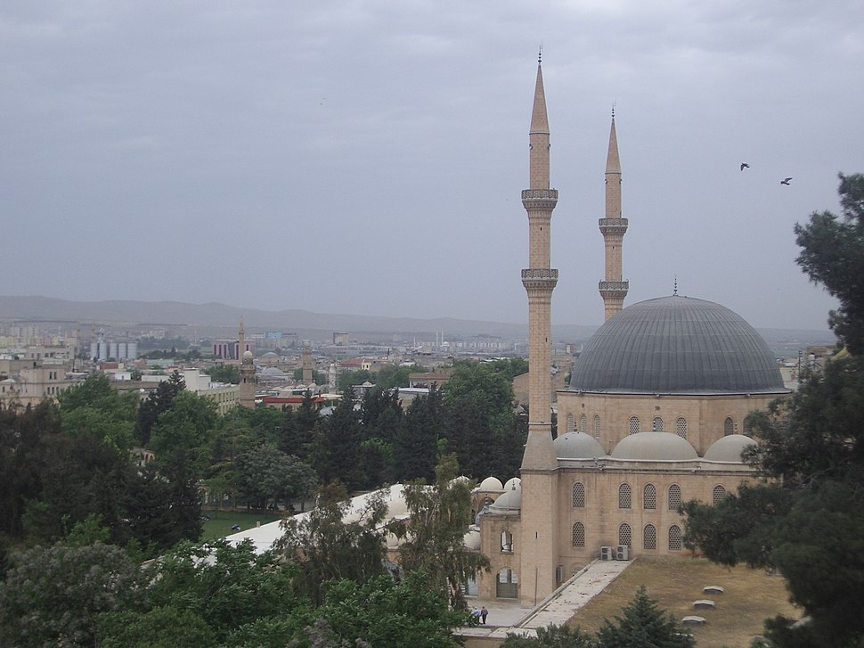 Dergah Camii, Sanliurfa
