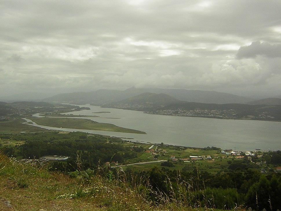 Миньо, Испания, Португалия