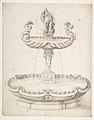 Design for a Fountain with Two Basins One on Top of the Other and Statues of Venus and Putti on the Top. MET DP809450.jpg
