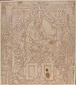Design for a Wall Decoration with a River God and Putti carrying the Symbols of King François I MET 2001.514.jpg