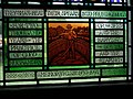 Detail from Memorial Window by Meg Lawrence in Burwash Church - geograph.org.uk - 1573474.jpg