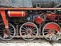 Detail of Locomotive - National Transport Museum - Ruse - Bulgaria (42347217494).jpg