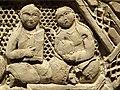 Detail of Panel with Figural Scenes - Iran 12th Century - Museum of Islamic Art - Doha - Qatar (34524264931).jpg
