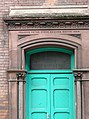 Detail of door - geograph.org.uk - 1545323.jpg