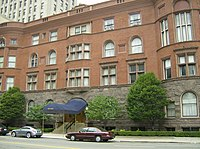 Over a century of Detroit business leaders have belonged to the Detroit Club.