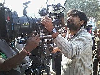 Dev Agarwal Indian Cinematographer